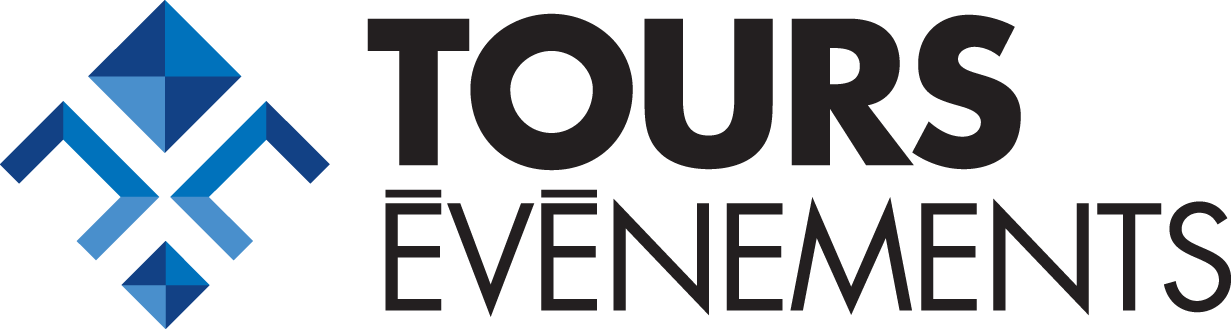 logo tours evenement